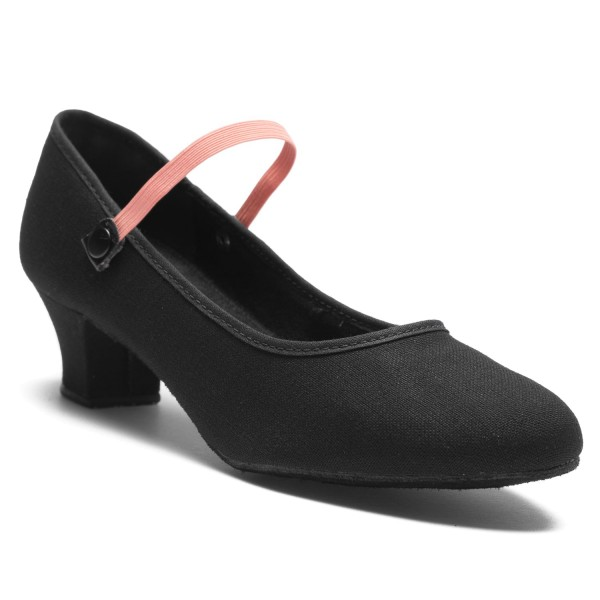 So Danca Charakterschuhe Cuban Heel RO02